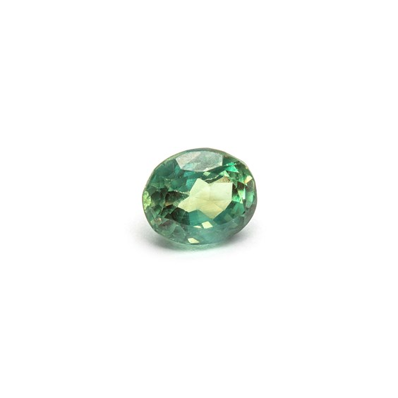 Alexandrite 4x3.5mm Faceted Oval Stone