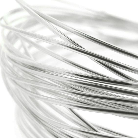 Fine Silver (99.9%) Round Wire