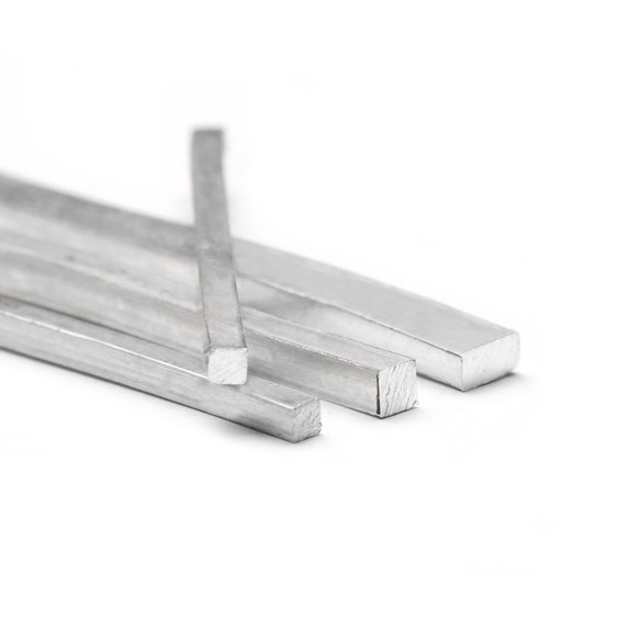 Sterling Silver Square & Rectangular Wire