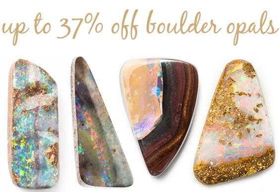australian boulder opal sale