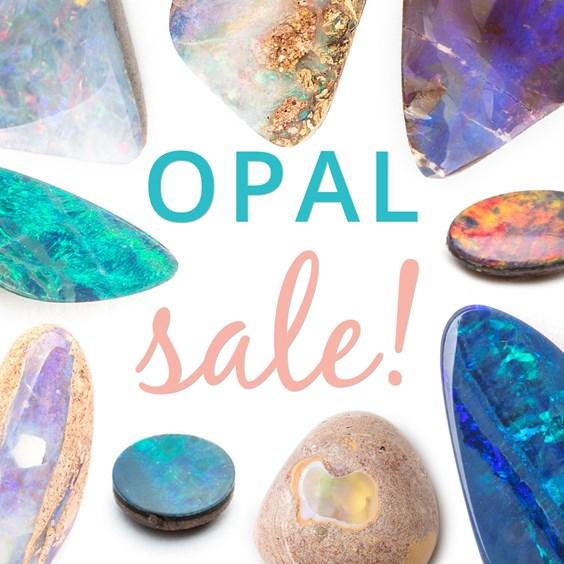 opal sale