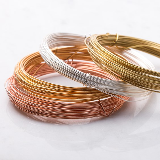 metal wire for jewellery making