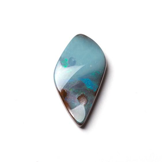 Australian Free Form Boulder Opal, Approx 22.5x12mm