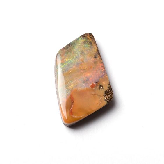 Australian Free Form Boulder Opal, Approx 19x11mm
