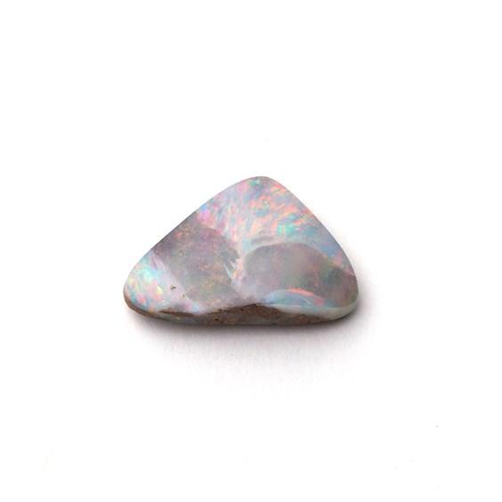 Australian Free Form Boulder Opal, Approx 14x8.5mm