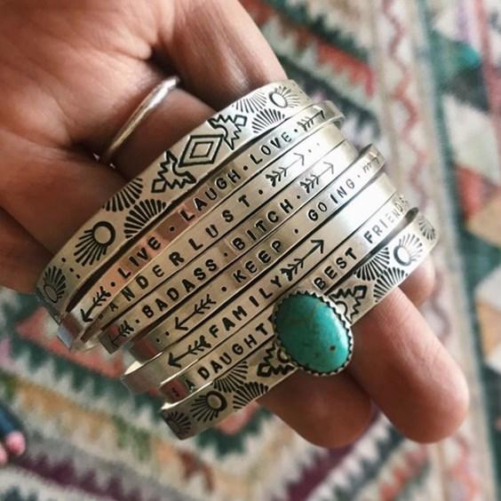 Olivia Street Silver Jewellery