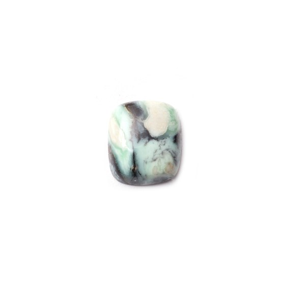 New Lander Turquoise Cabochon, Approx 11x9.5mm