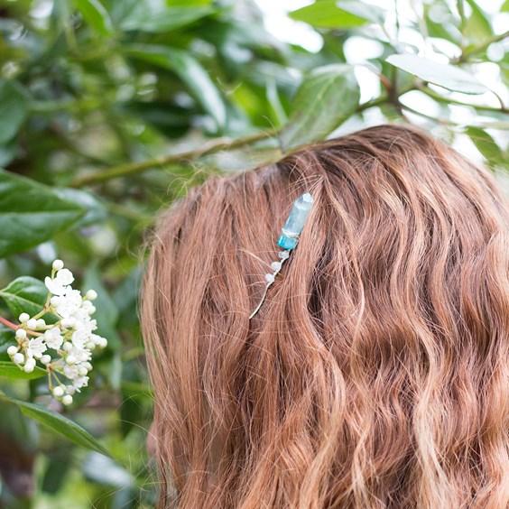 diy hair grips