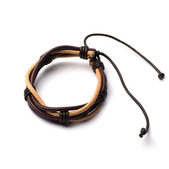 Ready To Wear Leather Bracelet