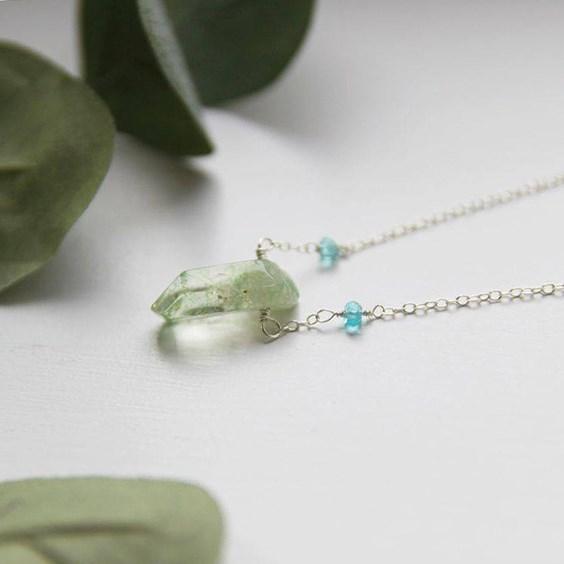 handmade crystal jewellery