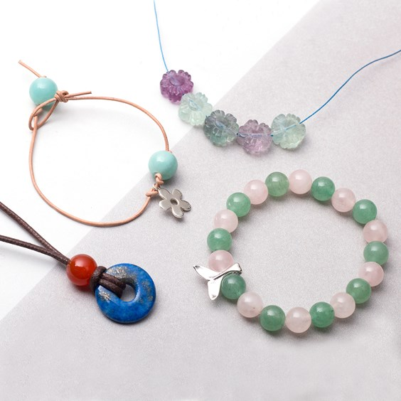 jewellery making kits for kids