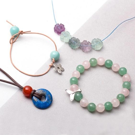 kids jewellery making
