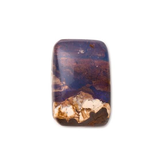 Freeform Australian Boulder Opal, Approx 18x12mm