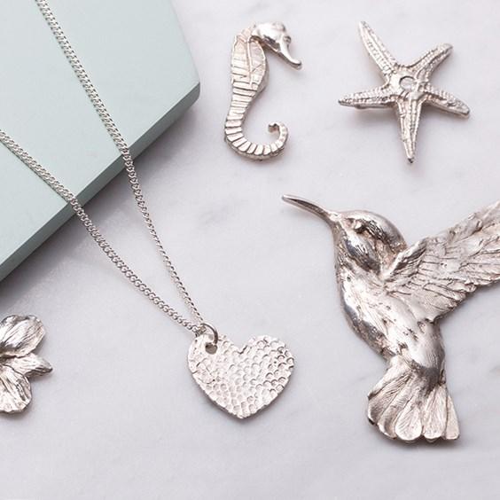 metal clay jewellery designs