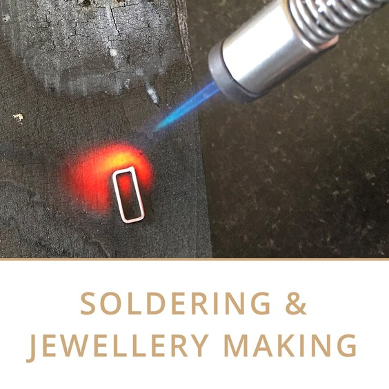 soldering and jewellery making tutorials