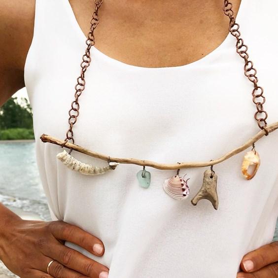beachcombing jewellery