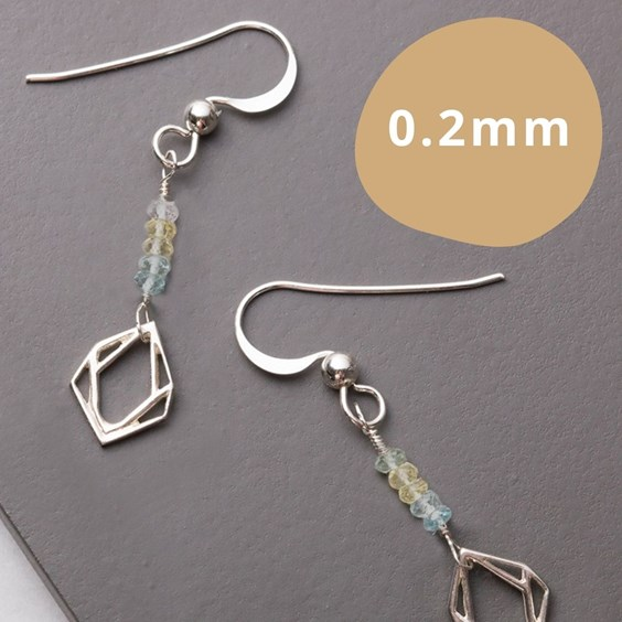 jewellery making wire sizes