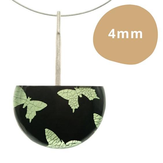 4mm wire jewellery
