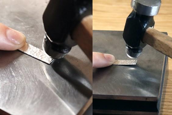 earring cuff tutorial