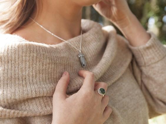 autumn jewellery making lookbook
