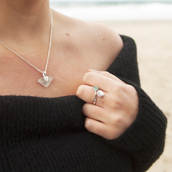 coastal jewellery making lookbook