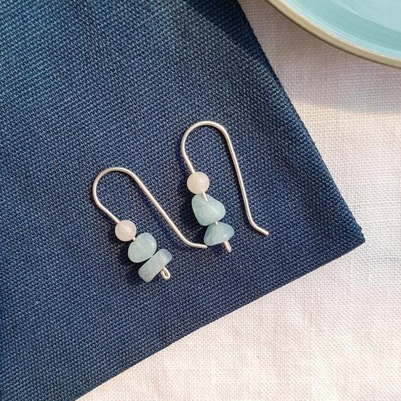 earwire bead tutorial
