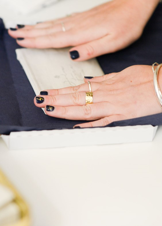 jewellery making studio