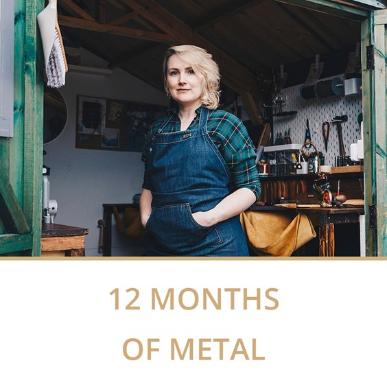12 MONTHS OF METAL