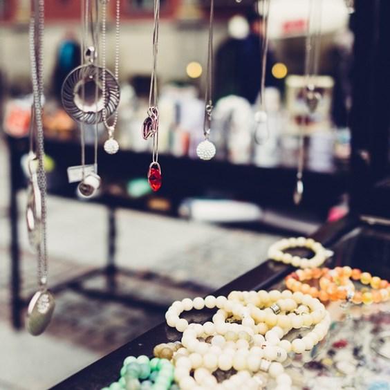 craft fair for jewellery