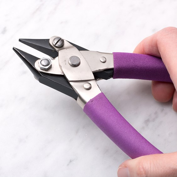 snipe nose parallel pliers