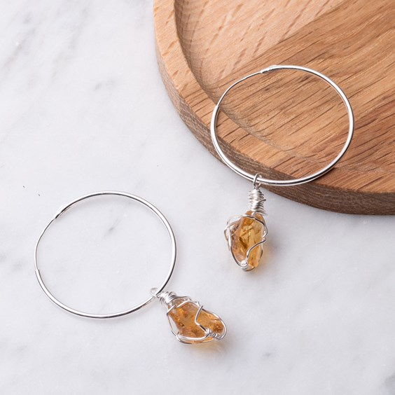 wire wrapped crystal tutorial