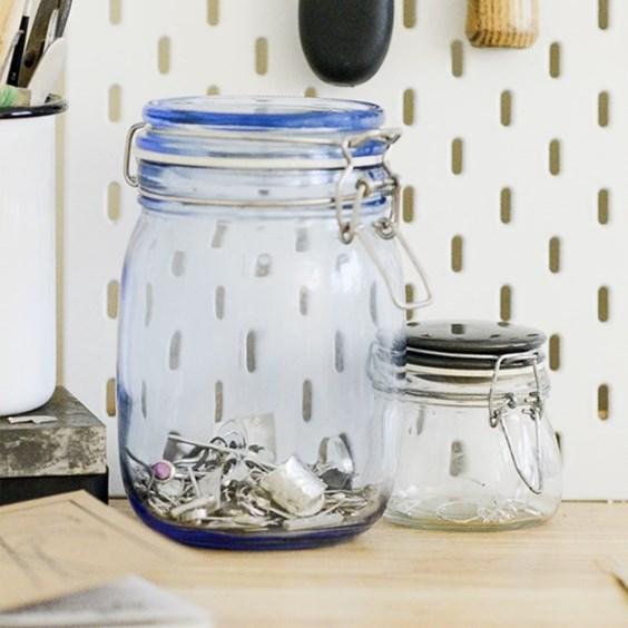 scrap jar