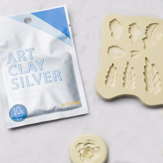 Metal Clay Moulds Kit