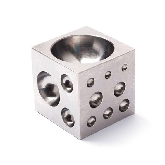 Steel Doming Block