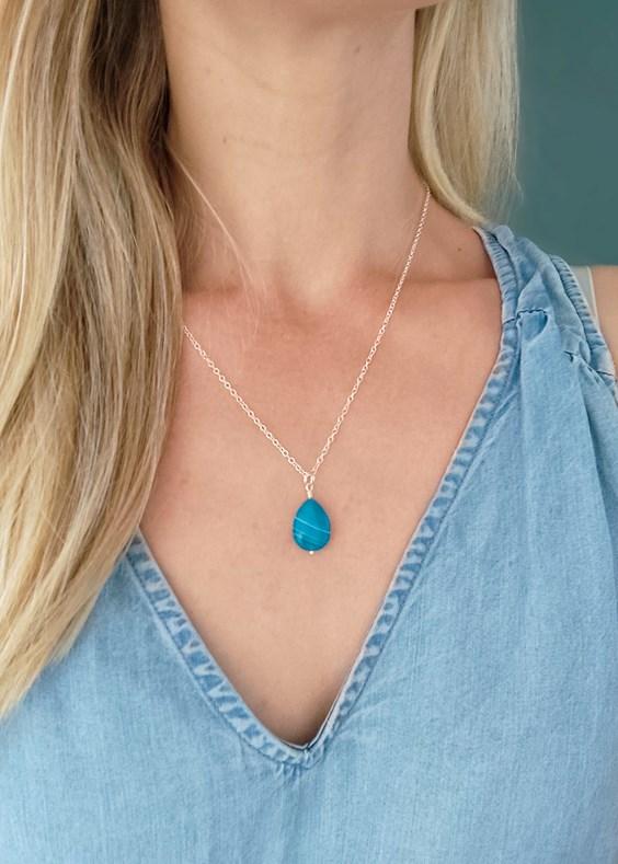 Evren blue jewellery