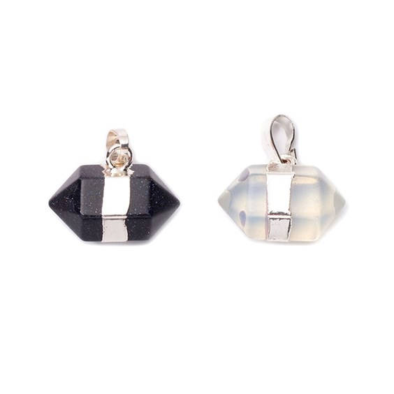 Ready To Wear Double Point Pendant