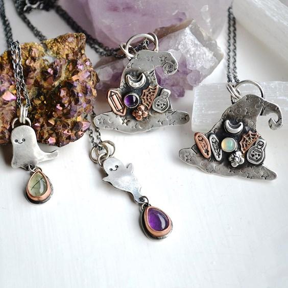 halloween jewellery