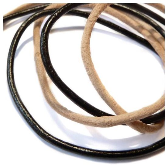 Leather Thonging, 2mm