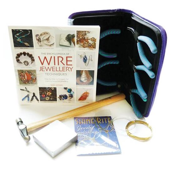 Beginners Wire Working Kit