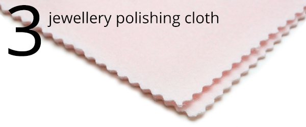 Jewellery Polishing Cloth From Kernowcraft
