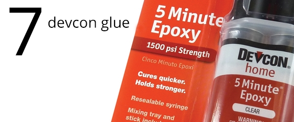 Devcon glue - super strong glue