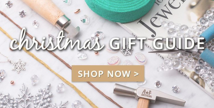 christmas gift ideas for jewellery makers