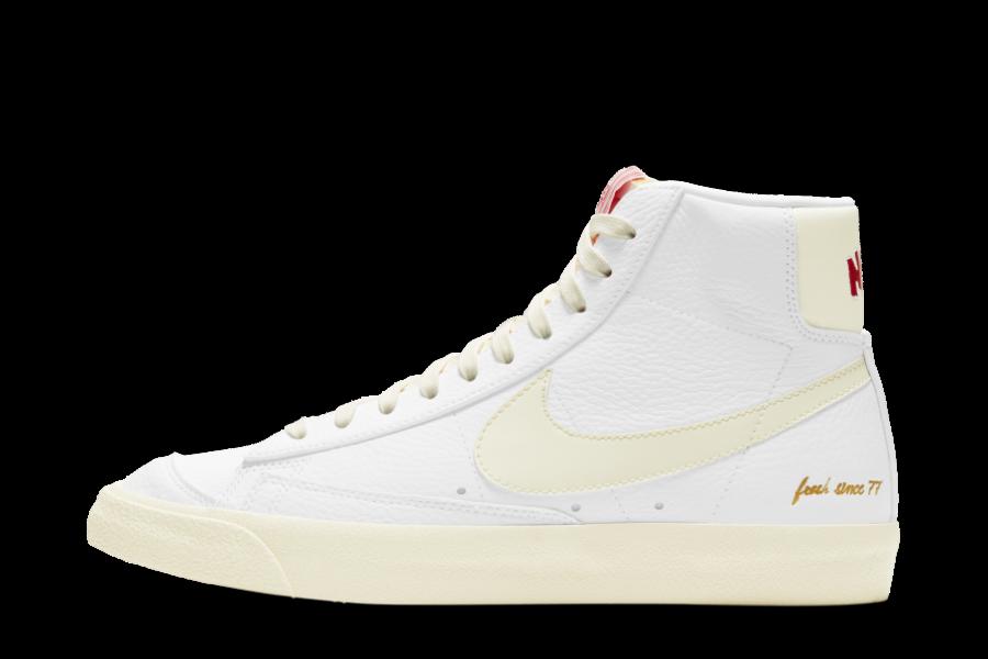 Nike Blazer Mid 77 Popcorn CW6421-100   SneakerNews.com