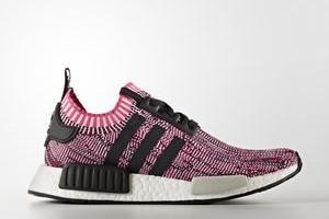 """adidas NMD R1 PK """"Shock Pink"""""""