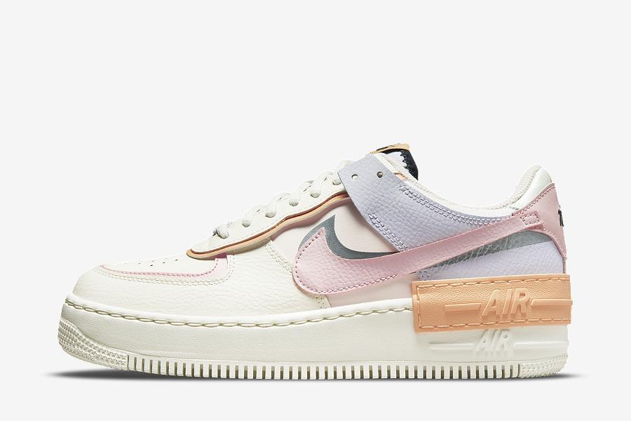 Nike Air Force 1 Shadow Pink Glaze CI0919-111   SneakerNews.com