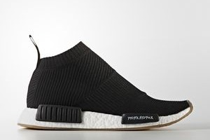 """United Arrows & Sons x adidas NMD City Sock """"MikiType"""""""