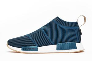 "adidas NMD City Sock SNS Exclusive ""Blue Night"""