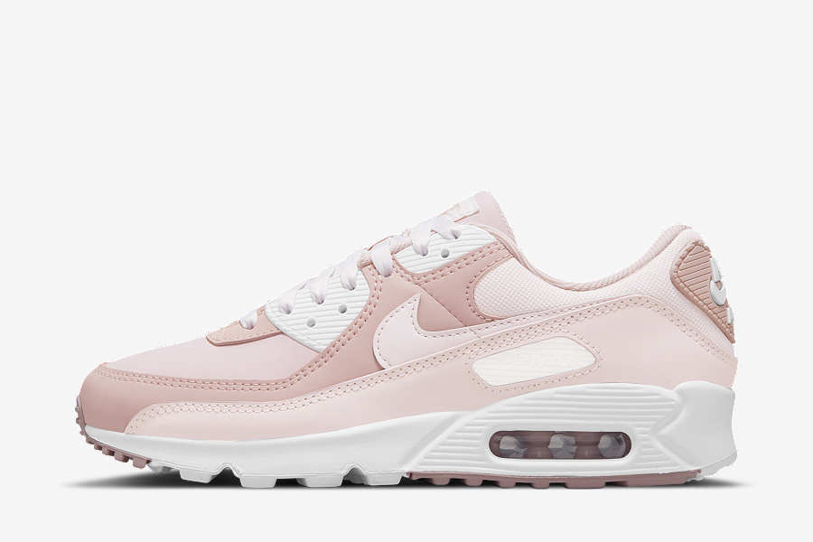 Nike Air Max 90 Barely Rose Pink Oxford DJ3862-600 | SneakerNews.com