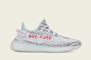 "adidas Yeezy Boost 350 v2 ""Blue Tint"" Restocking In November 2021"