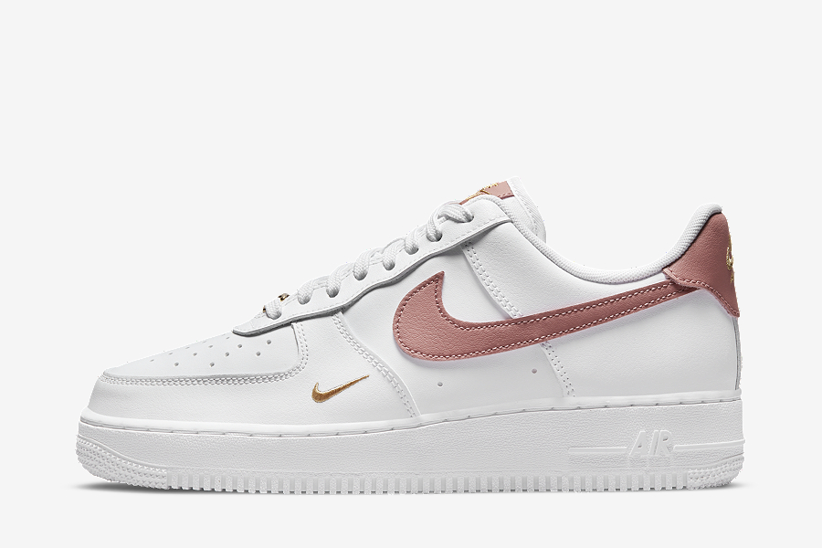 Nike Air Force 1 Low White/Rust Pink CZ0270-103 | SneakerNews.com
